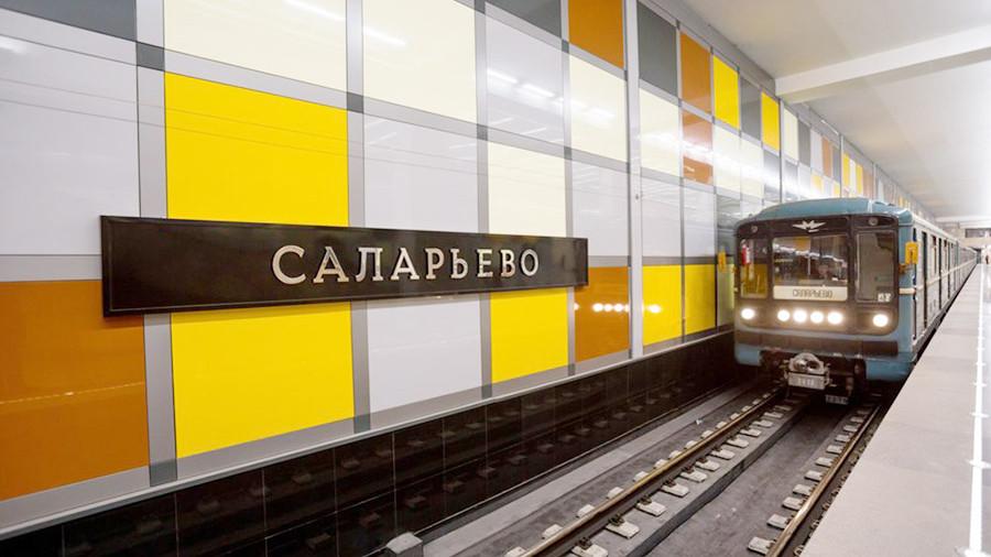 Участок Сокольнической линии до Коммунарки запустят до конца 2018 года