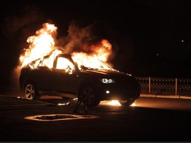 В районе Северное Бутово появился поджигатель машин
