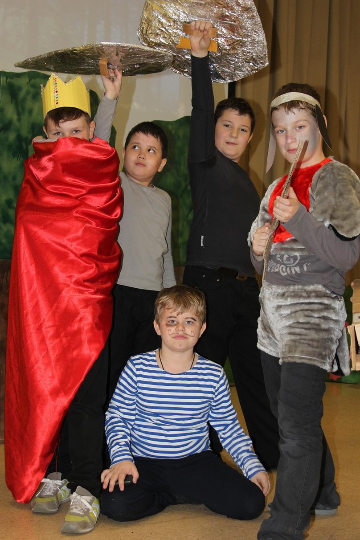 Набор в театральную студию в ГБОУ Школа № 1174