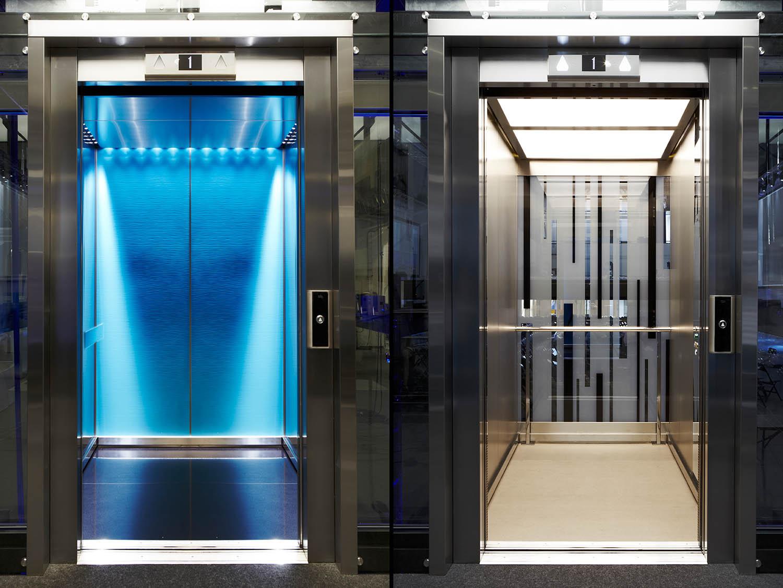 Бесшумные скоростные лифты
