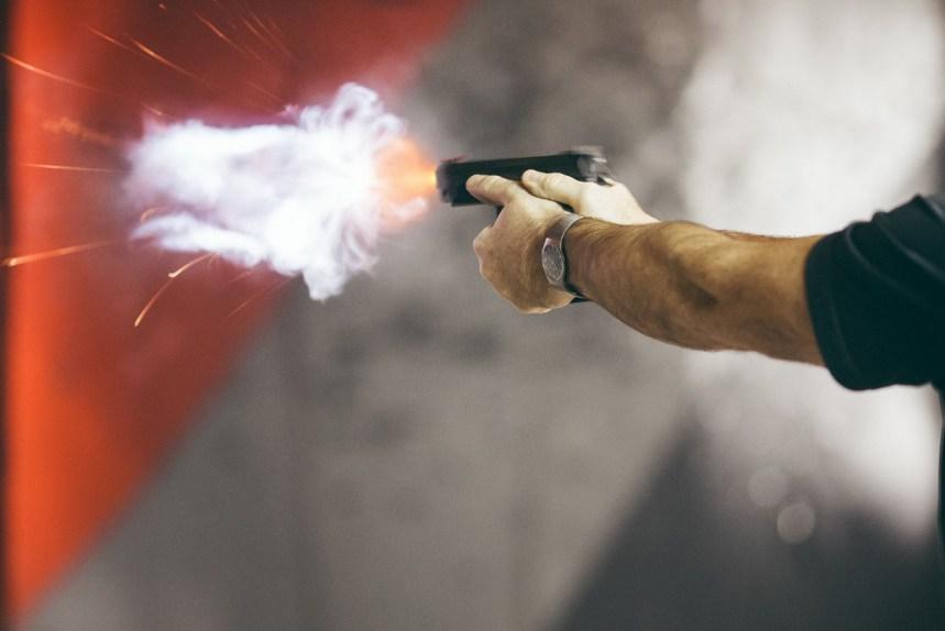 Стрельба произошла в одной из квартир района Северное Бутово