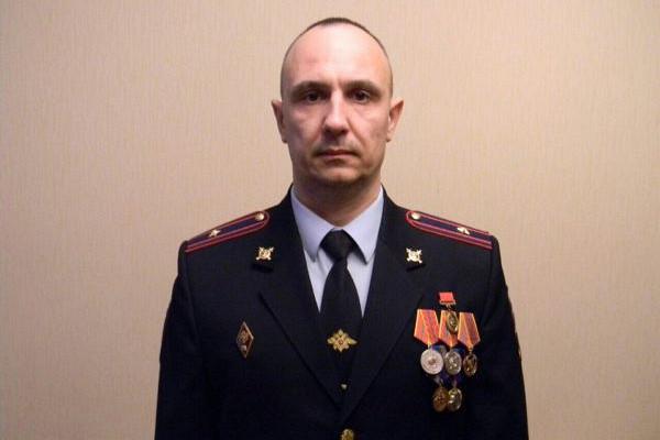 Участковый израйона Южное Бутово стал лучшим поитогам конкурса