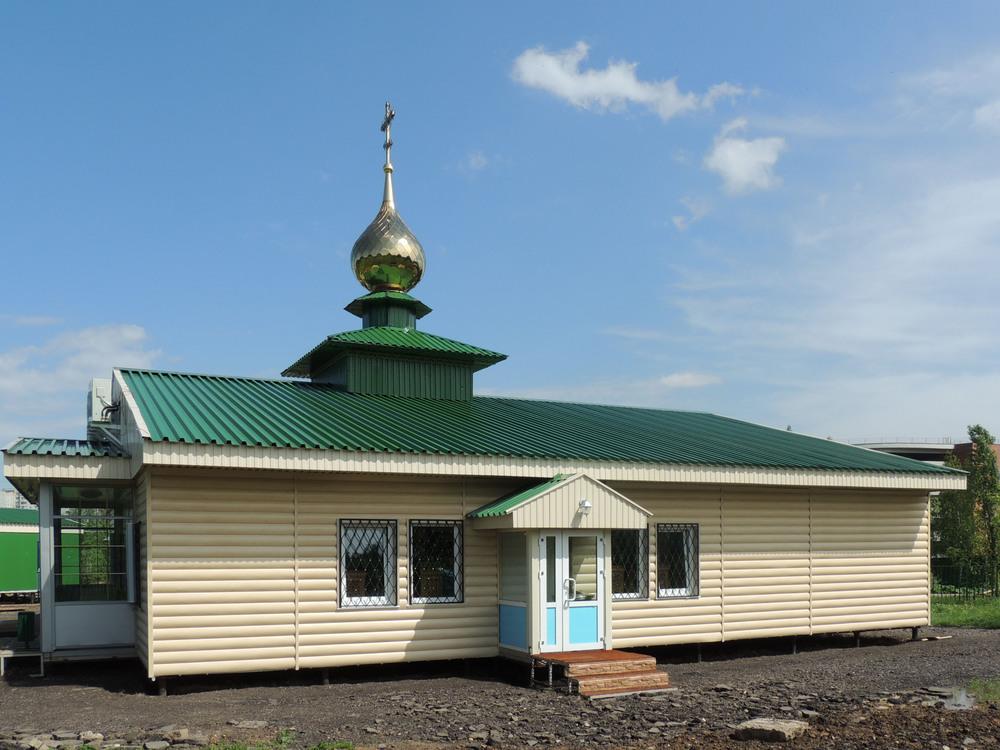 При храме Благоверного великого князя Дмитрия Донского работает творческая студия