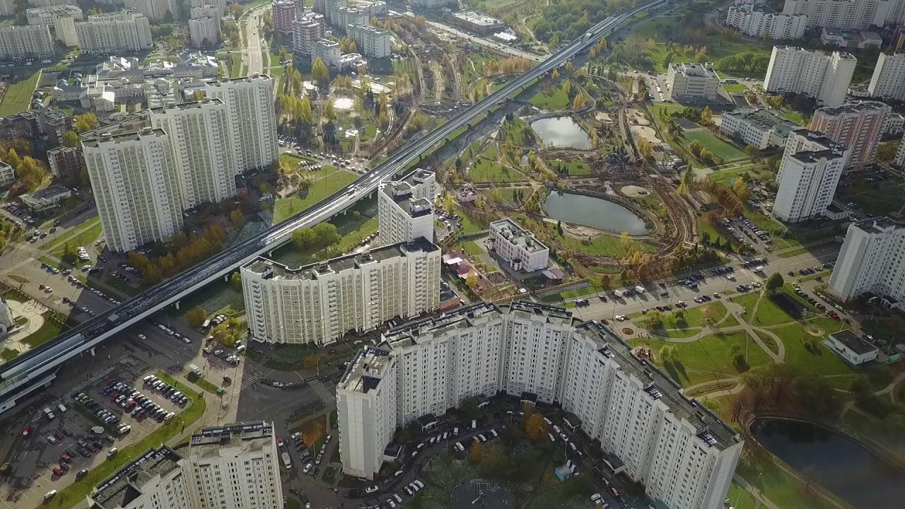 В Южном Бутово начались переселения по программе реновации