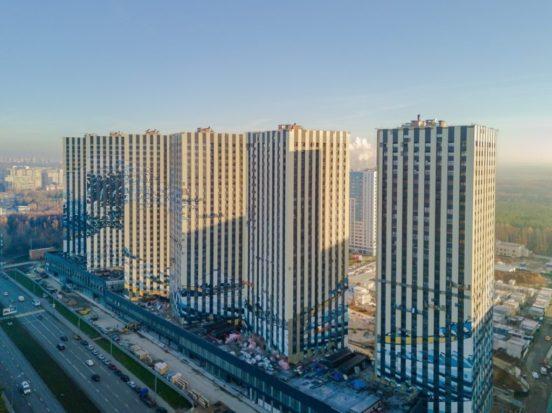 ЖК «Эталон-Сити» 15 марта приступит к заселению башен «Токио»