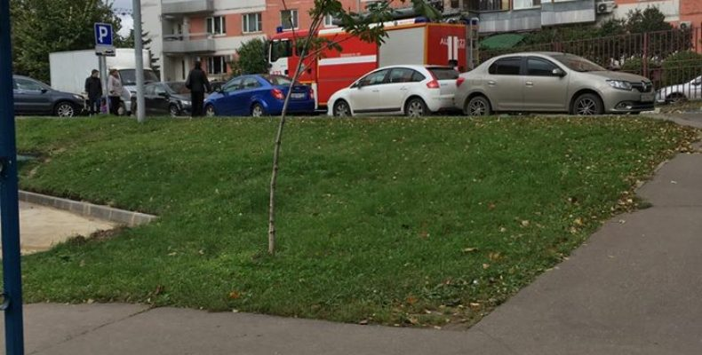 Бомба в управе района Северное Бутово? Кто и зачем?