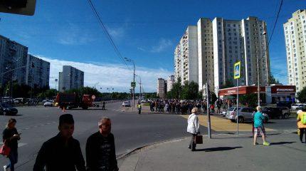 В Северном Бутово прошло празднование Ураза-байрама
