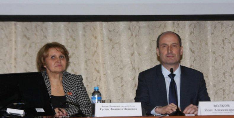 Префект ЮЗАО провел встречу сжителями Северного Бутово
