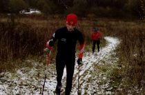 В районе Северное Бутово открыт лыжный сезон