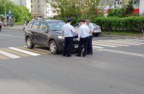 Машина сбила ребёнка на пешеходном переходе в Северном Бутово