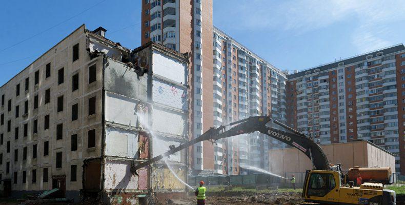 Северное Бутово не вошло в число районов ЮЗАО, где будут стартовые площадки реновации