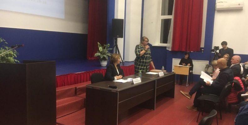 Глава управы района Северное Бутово встретилась с жителями 17 октября