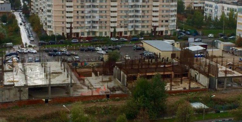 «Покупателям» жилья в спорткомплексе Северное Бутово нужно обратиться в прокуратуру