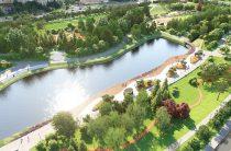 Завершается благоустройство двух крупных бутовских парков