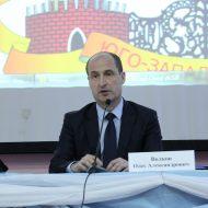 Префект ЮЗАО Олег Волков расскажет о благоустройстве в районе Северное Бутово