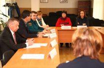 План проведения встреч глав управ районов с населением на октябрь 2017 года