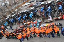 Коммунальные службы ЮЗАО победили в городских конкурсах по благоустройству