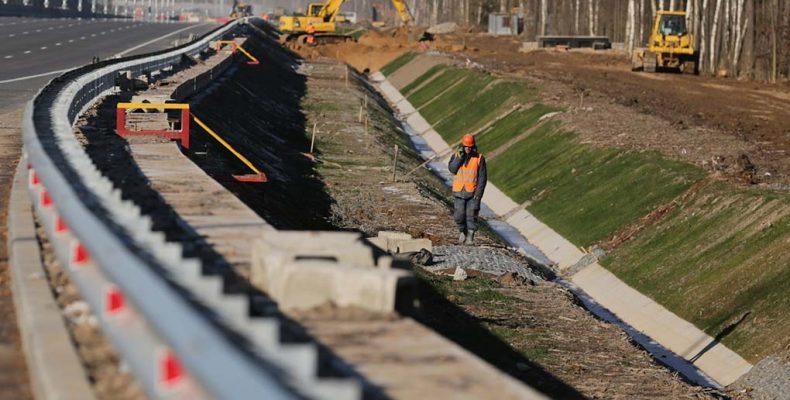 Мосгосстройнадзор проверил качество строительства трассы Солнцево — Бутово — Видное