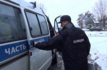 Задержан грабитель, похитивший у женщины сумку в Бутово