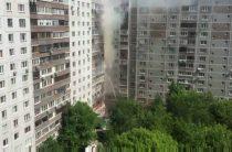 Небрежное курение чуть не сожгло дом на улице Грина