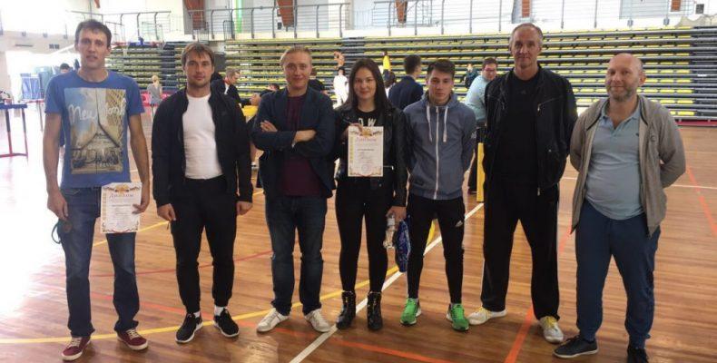 Галина Григорьева из Центра «Спорт-Бутово» выиграла окружные соревнования по армспорту