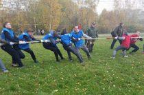 Команда школы №2114 стала бронзовым призёром районных состязаний «Марш-Бросок»