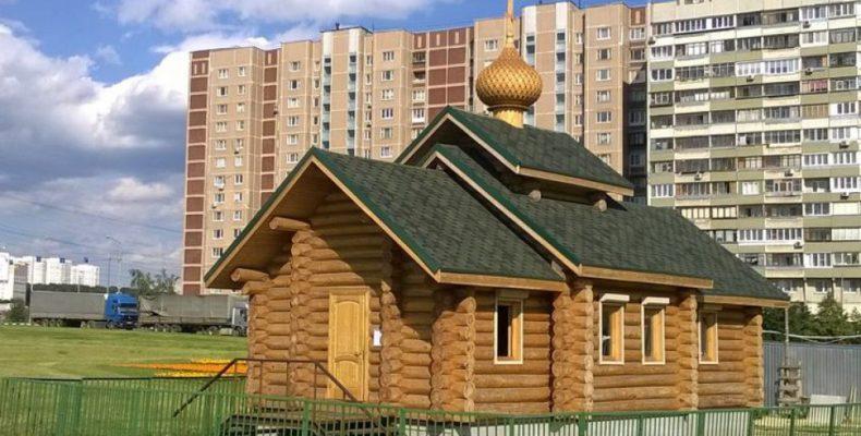 Возле храма святителя Алексия найден труп мужчины
