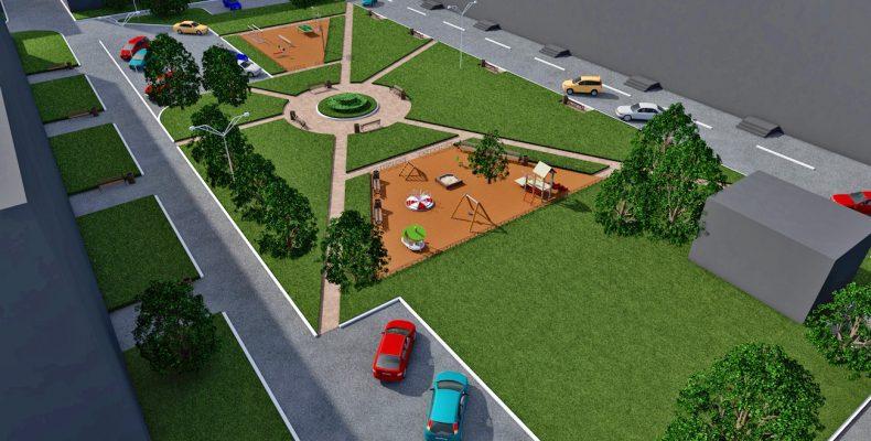 Обустройство дворовых территорий в Северном Бутово на 2019 год