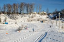 В Северном Бутово создано 5 мест для лыжных прогулок