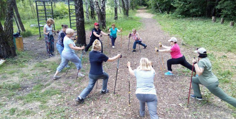 Клуб «Нордик-Бутово» возобновил свои тренировки
