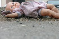 Девочку семи дней от роду нашли в траве на юге Москвы
