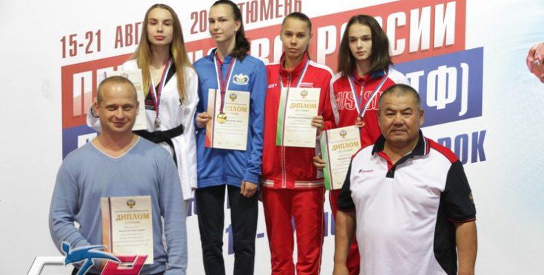 Ученица 11 «А» класса школы № 2006 Елизавета Ряднинская стала чемпионкой юношеских Олимпийских игр