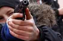 В районе Северное Бутово пьяный уроженец Украины ранил выстрелом девочку