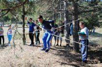 Участники ежегодного туристического слета соберутся в Бутовском лесу
